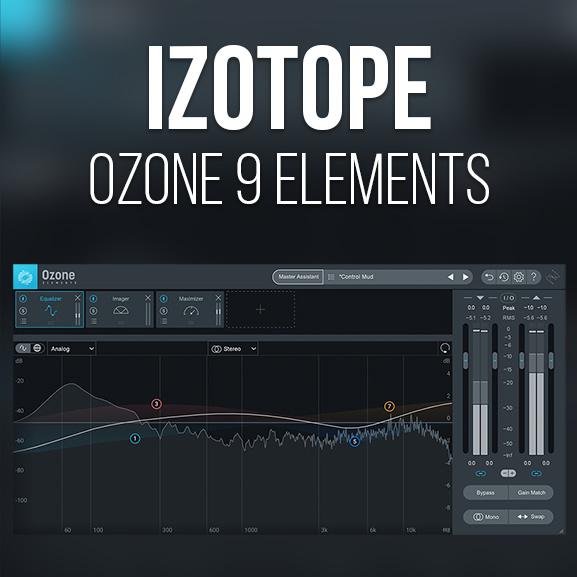iZotope - Ozone 9 Elements 1