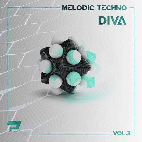 Polarity Studio - Melodic Techo - Diva Vol. 3 1