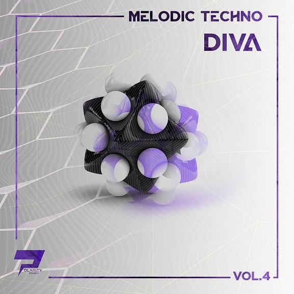 Polarity Studio - Melodic Techno - Diva Vol. 4 1