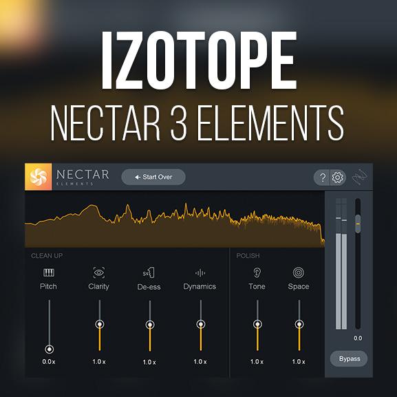 iZotope - Nectar 3 Elements 1
