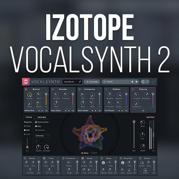 iZotope - VocalSynth 2 1