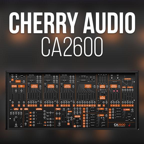 Cherry Audio - CA2600 1