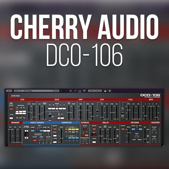 Cherry Audio - DCO-106 1