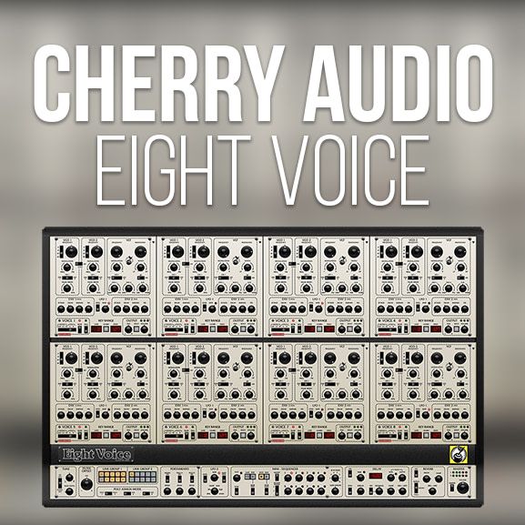 Cherry Audio - Eight Voice 1