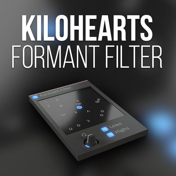 Kilohearts - Formant Filter 1