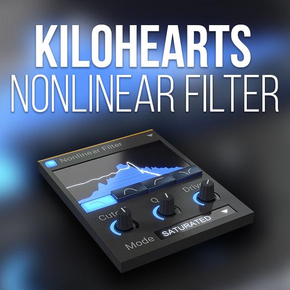 Kilohearts - Nonlinear Filter 1