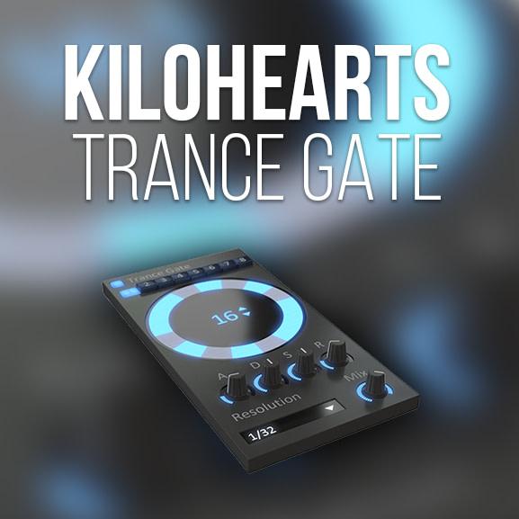 Kilohearts - Trance Gate 1