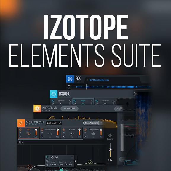 iZotope - Elements Suite 1