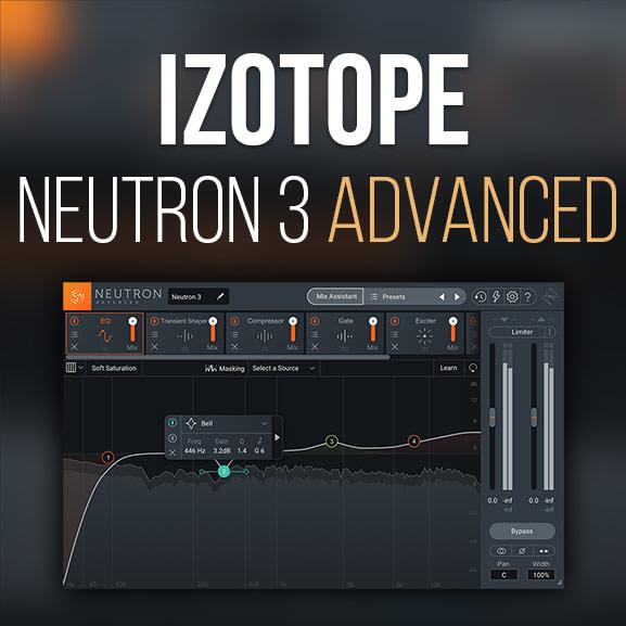 iZotope - Neutron 3 Advanced 1