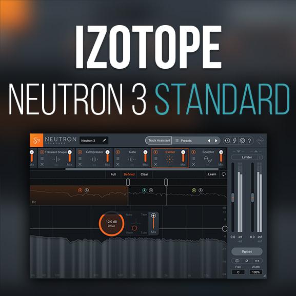 iZotope - Neutron 3 Standard 1