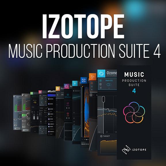 iZotope - Music Production Suite 4 1