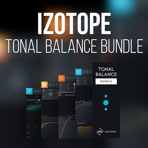 iZotope - Tonal Balance Bundle 1