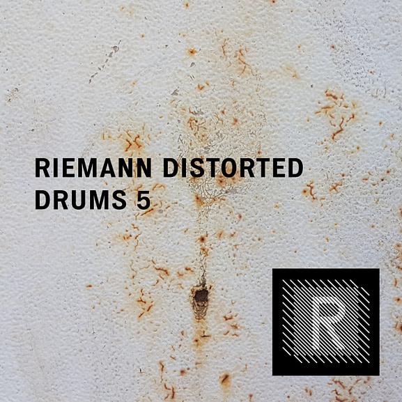 Riemann - Distorted Drums 5 1