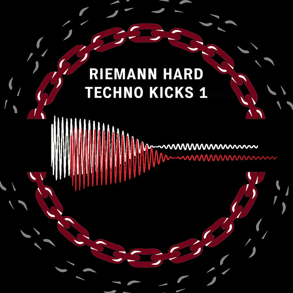 Riemann - Hard Techno Kicks 1 1