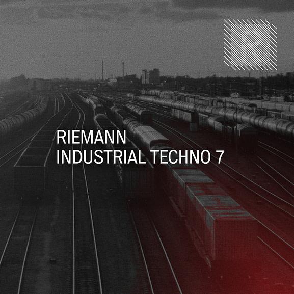 Riemann - Industrial Techno 7 1
