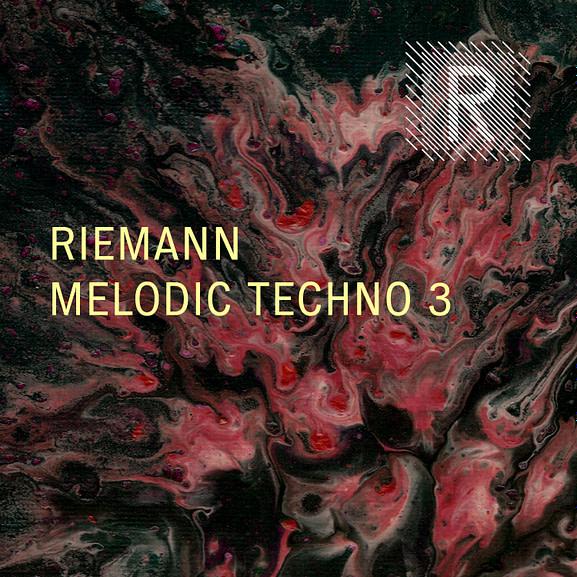 Riemann - Melodic Techno 3 1