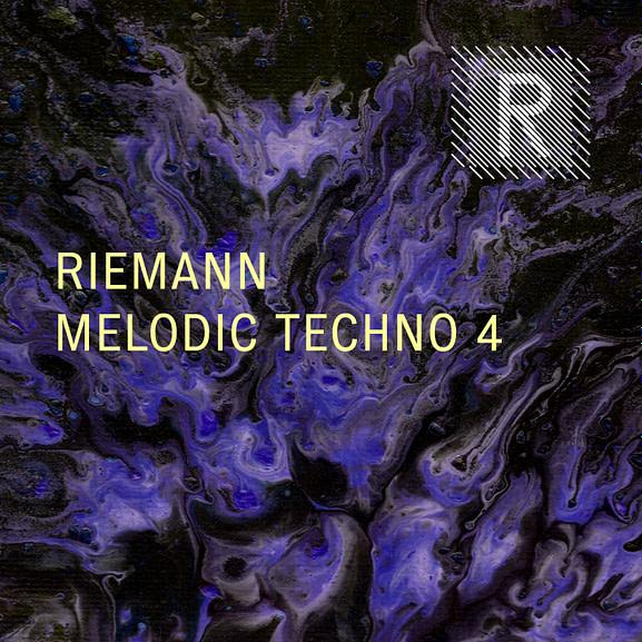 Riemann - Melodic Techno 4 1
