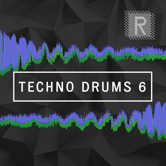 Riemann - Techno Drums 6 1