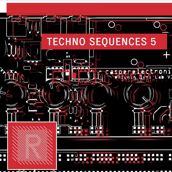 Riemann - Techno Sequences 5 1