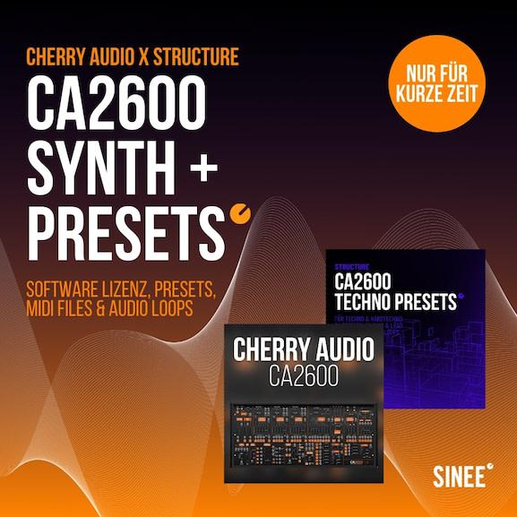 CA2600 VST