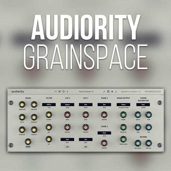 Audiority – GrainSpace