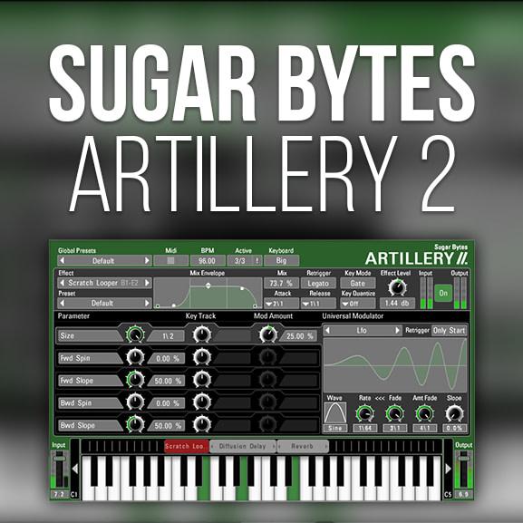 Sugar Bytes - Artillery 2 1