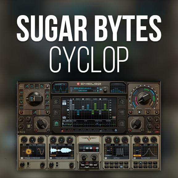 Sugar Bytes - Cyclop 1