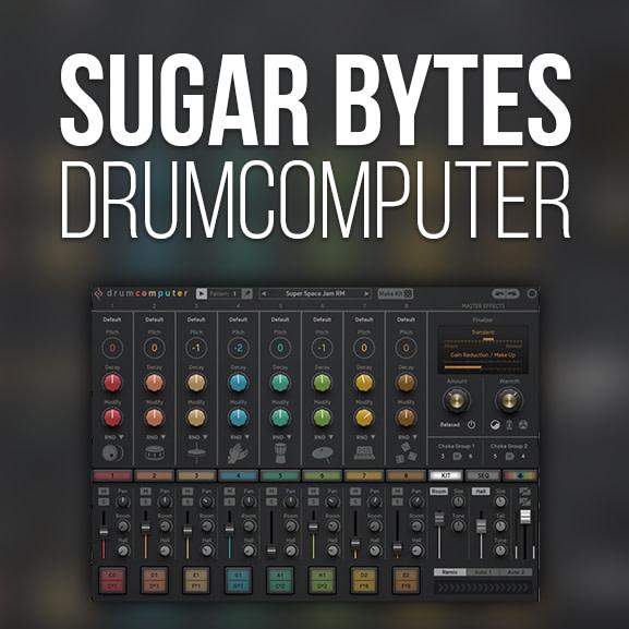 Sugar Bytes - DrumComputer 1