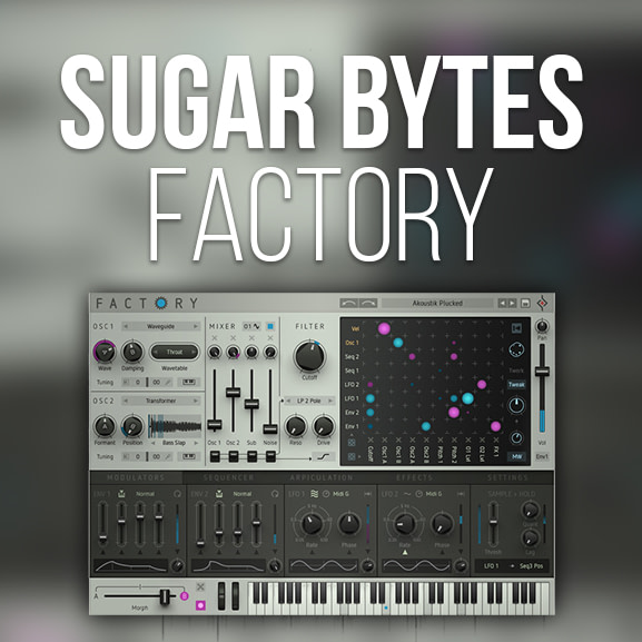 Sugar Bytes – Factory