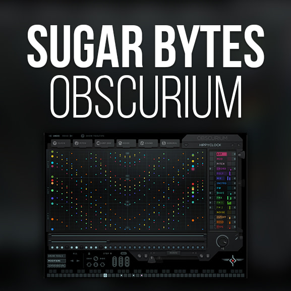 Sugar Bytes - Obscurium 1
