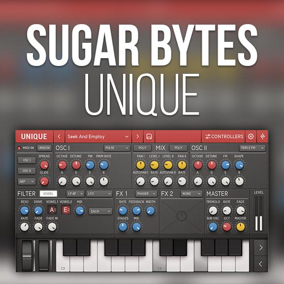 Sugar Bytes - Unique 1