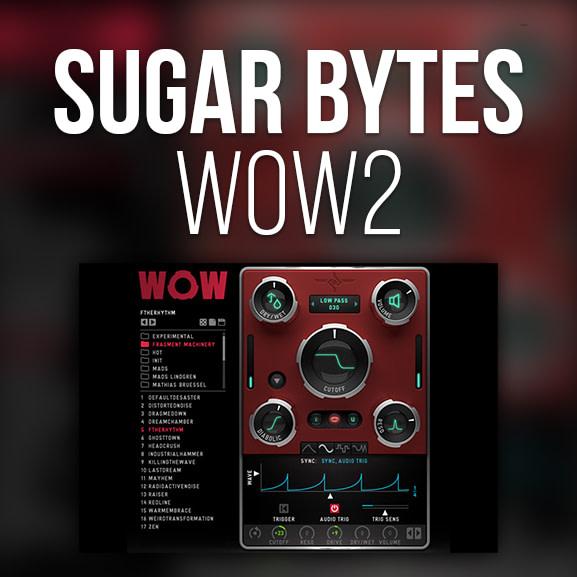 Sugar Bytes - WOW 2 1