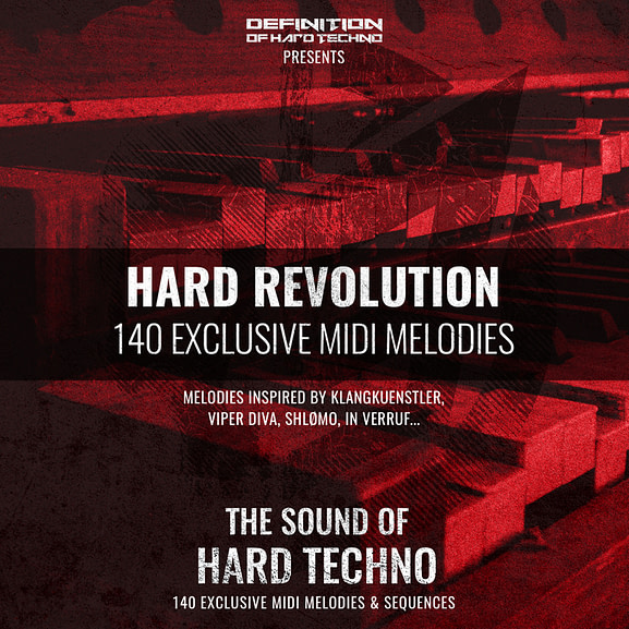 DOHT - Hard Revolutions Vol. 1 MIDI 1