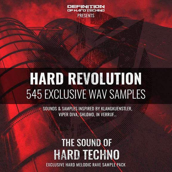 DOHT - Hard Revolution Vol. 1 SAMPLES 1
