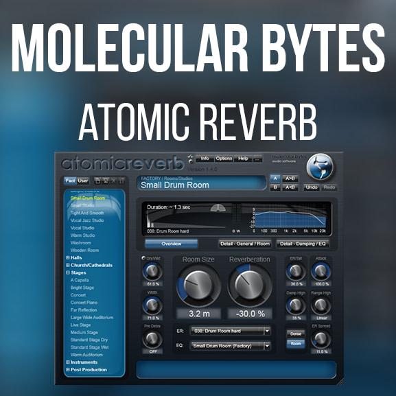 Molecular Bytes – Atomic Reverb