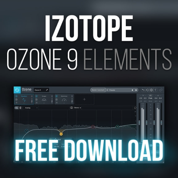 ozone 9 elements free download cover