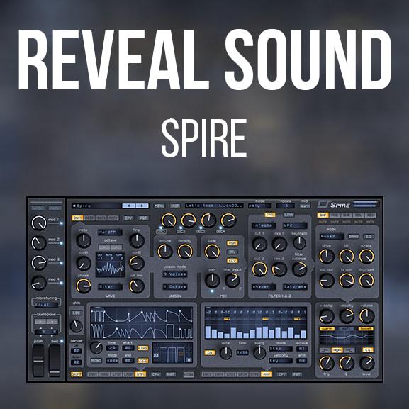 Reveal Sound – Spire