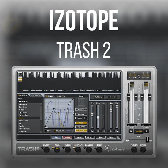 iZotope – Trash 2 + Expansions
