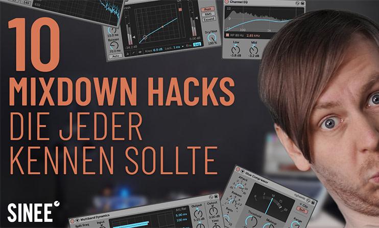Mixdown Hacks