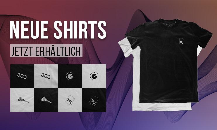 Neue T-Shirts im SINEE Shop 1