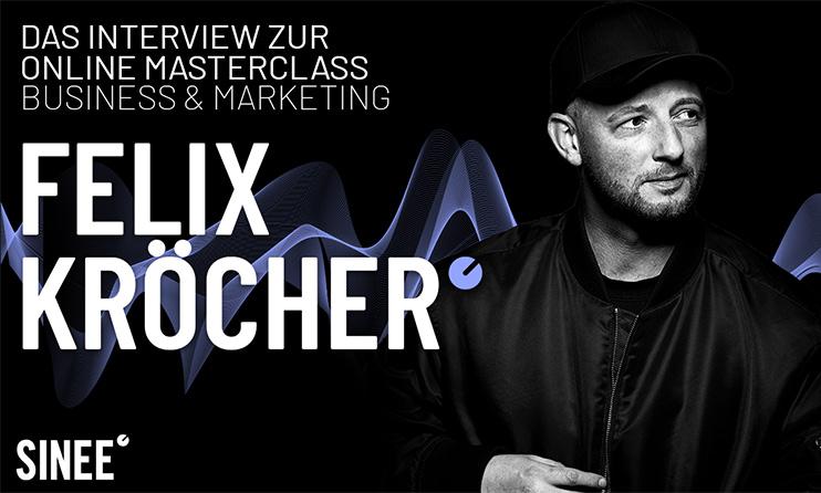 Felix Kröcher - Das Interview zur Online Masterclass 1